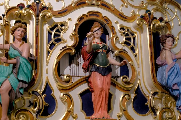 street organ