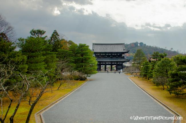 Ninnaji, Kyoto