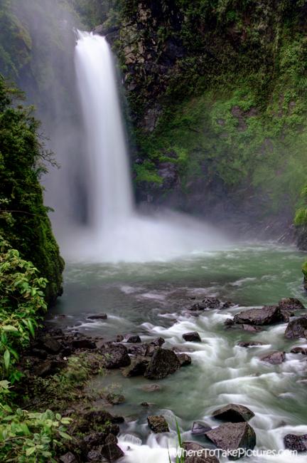 tappia waterfalls