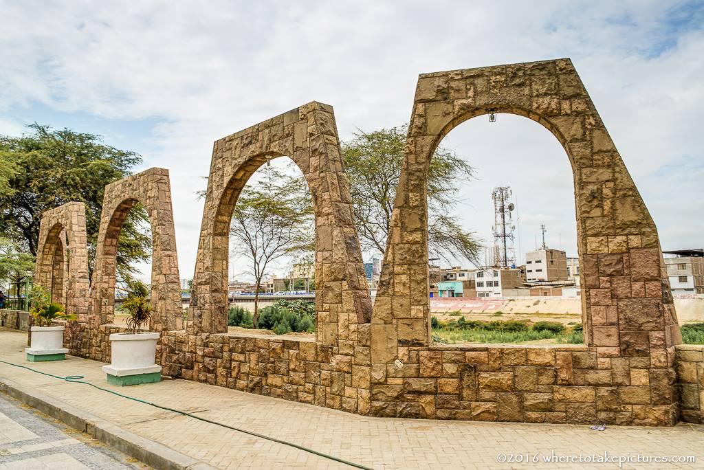 Parque Aeronáutico de Castilla, Piura, PERÚ